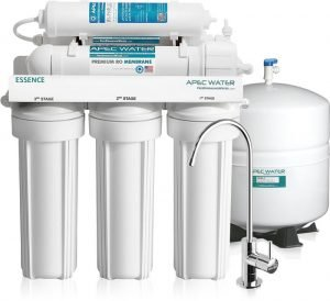 APEC Roes-PH75 Reverse Osmosis Drinking Water Filter System Review