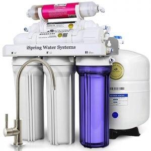 iSpring RCC7AK Reverse Osmosis Water Filter System Review