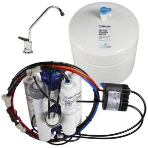 Home Master TMHP HydroPerfection Undersink Reverse Osmosis Water Filter System Review