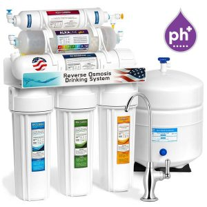 Express Water Roalk5D Water Purification System Product Overview