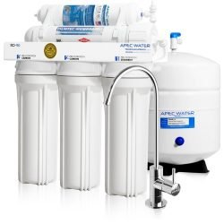 APEC Reverse osmosis reviews pros and cons