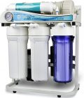 iSpring RCS5T 500GPD Reverse Osmosis RO Water Filter System