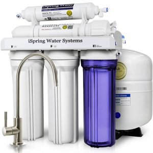 iSpring RCC7 5-Stage Under-Sink Reverse Osmosis Water Filter System Review