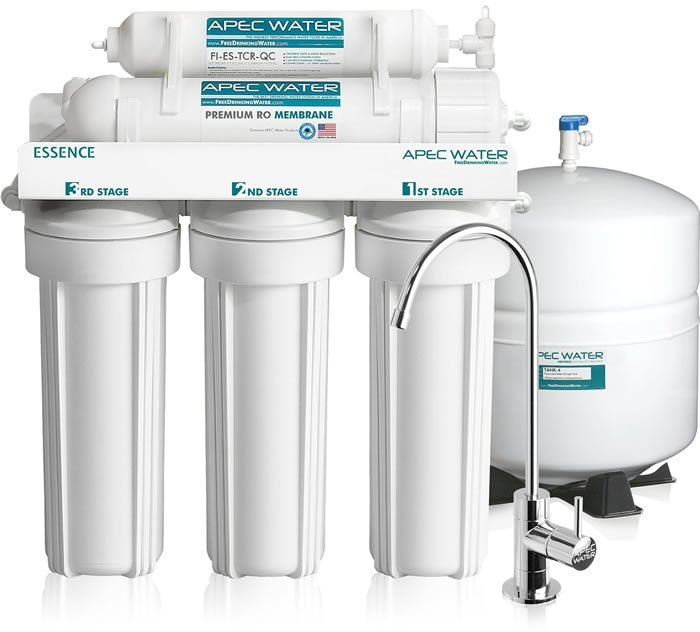 APEC Roes-50 Reverse Osmosis Drinking Water Filter System