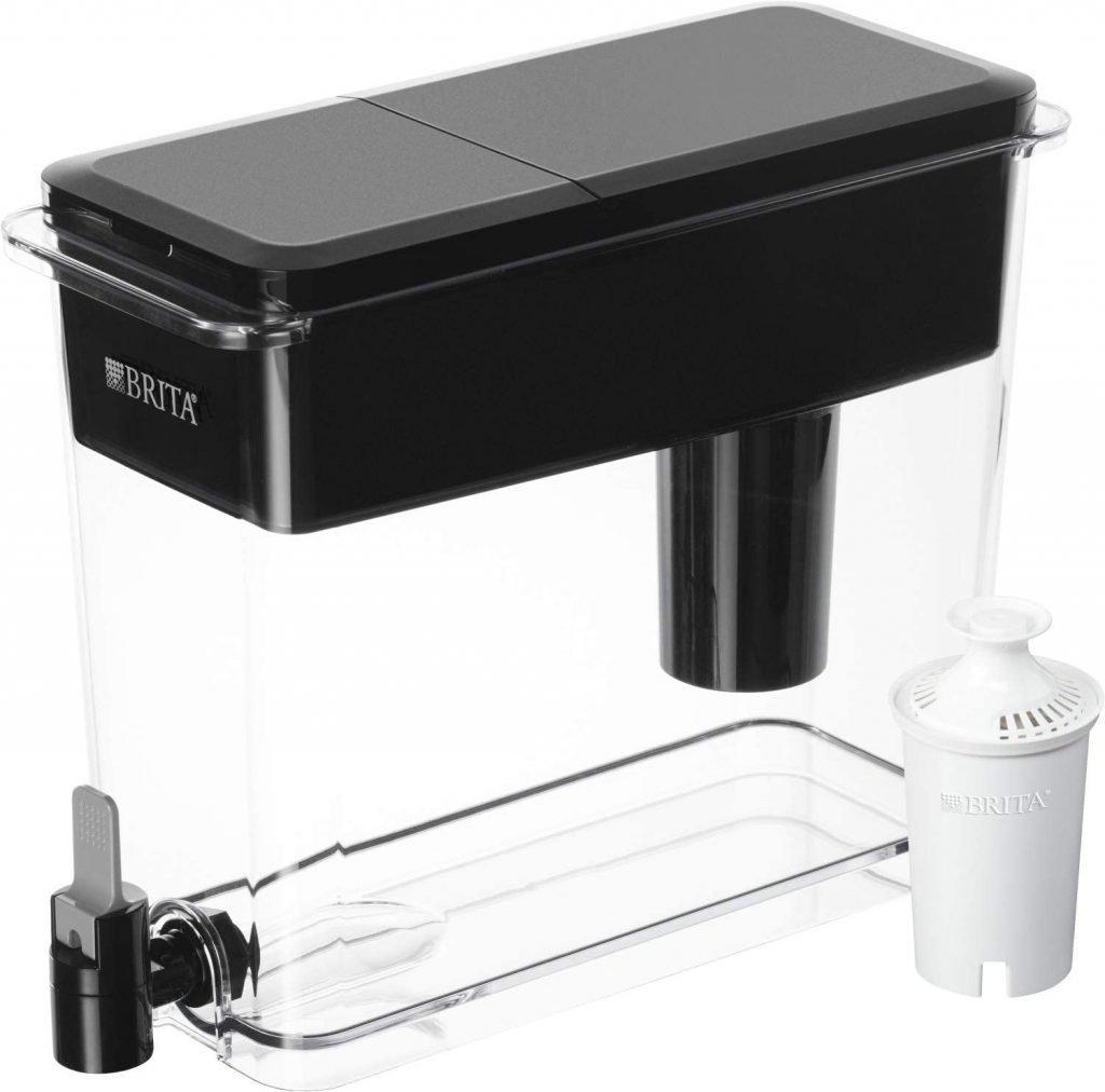 Brita 18 Cup UltraMax Water Dispenser with 1 Filter,