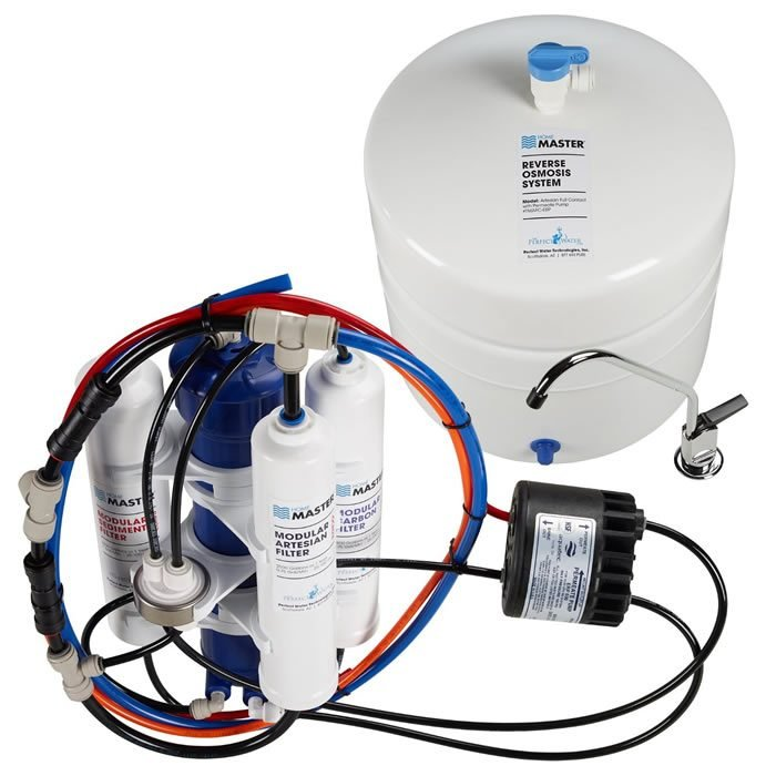 Home Master TMAFC-ERP Artesian Full Contact RO Water Filter System