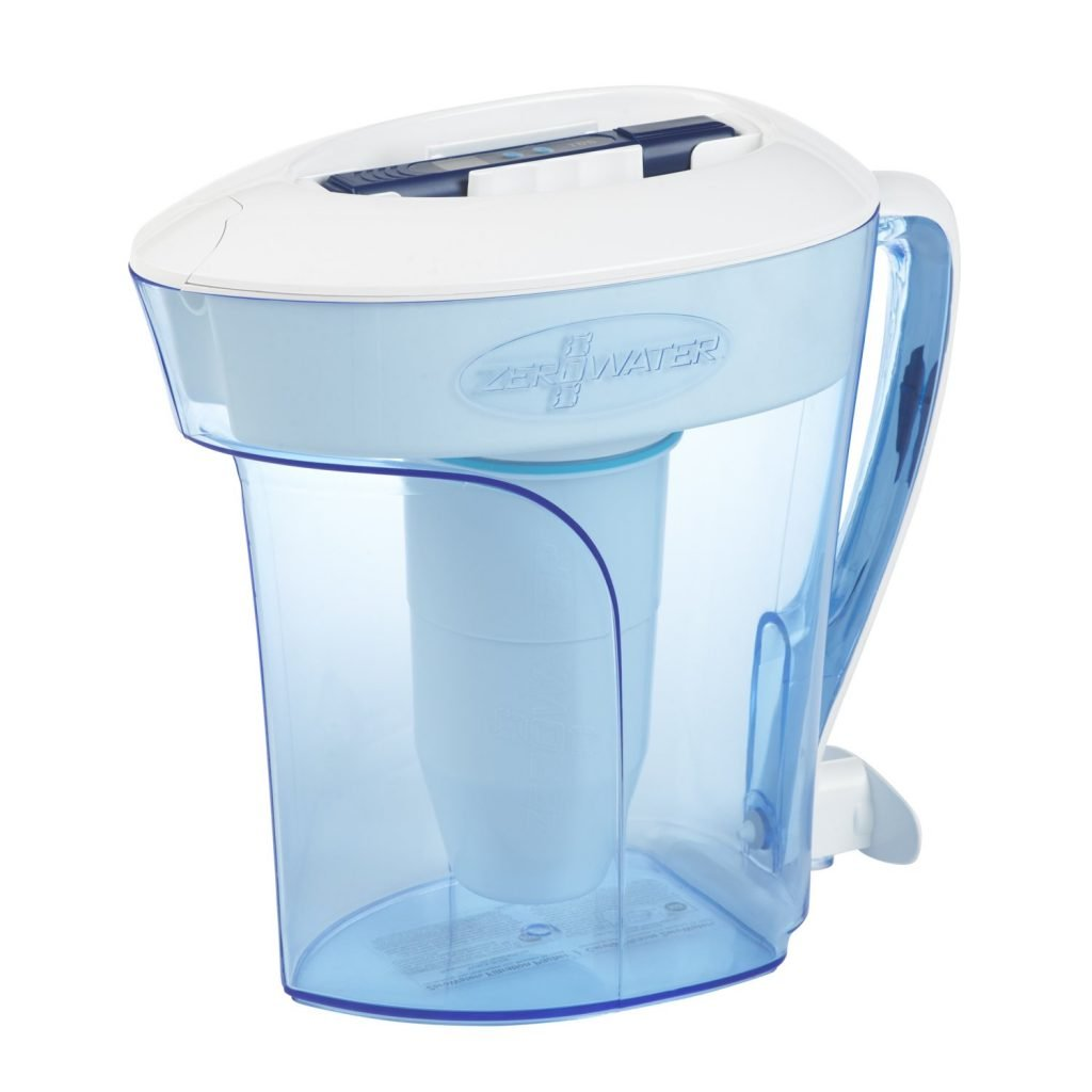 ZeroWater ZP-010, 10 Cup Water Filter pictcher