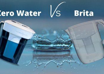 Brita vs zero water