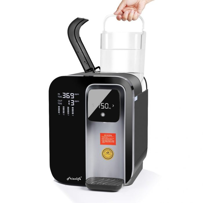 Frizzlife WA99 Countertop Water Filter System