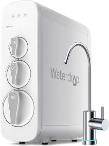 Waterdrop RO Reverse Osmosis Water Filtration System, TDS Reduction
