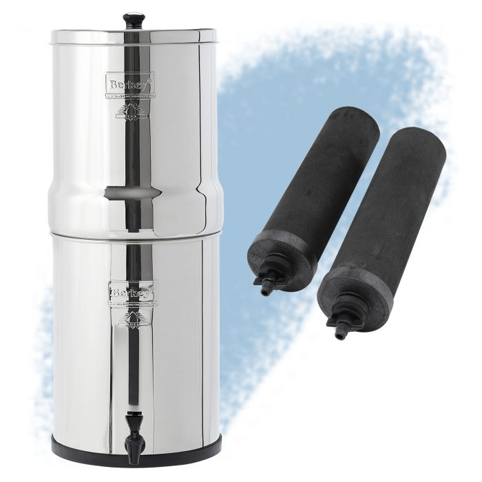 berkey water filters scratch and dent