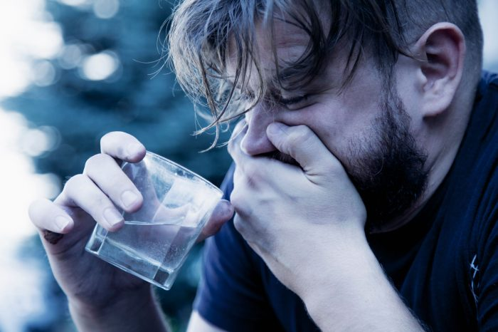 What Causes Nausea After Drinking Water