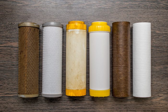 where to recycle water filters